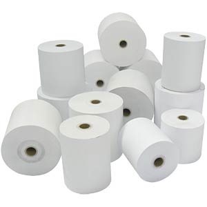 Thermal paper 57mm by 38mm (100 rolls)