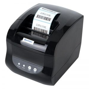 365B Barcode Printer