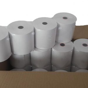 Thermal paper 80mm by 80mm (50 rolls)