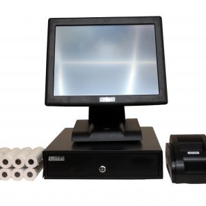 Artis POS System Bundles for Restaurants (Pos Terminal, receipt printer, cash drawer )