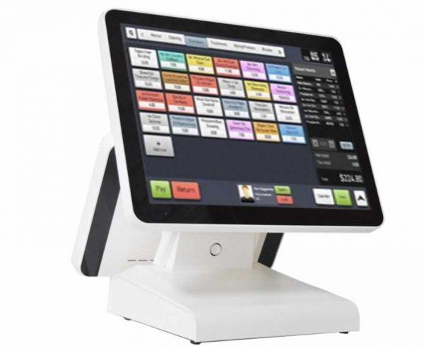 ARTIS DUAL SCREEN POS for Restaurant(Intel J1900, 4GB RAM, 64GB HDD )
