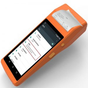 Mobile All-in-1 Android POS Terminal