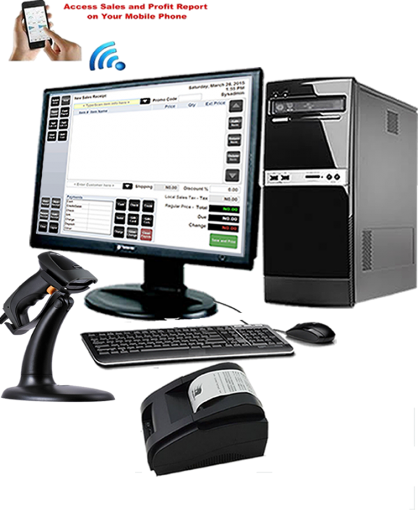 Refurbished POS bundle